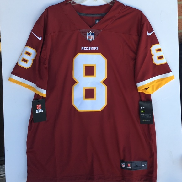 new arrival 9f83a ad147 Kirk Cousins Washington Redskins Authentic Jersey NWT